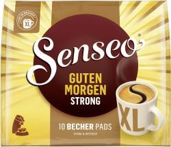 Senseo Pads Guten Morgen Strong XL, 10 Kaffeepads