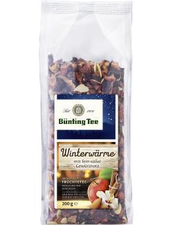 Bünting Früchtetee Winterwärme