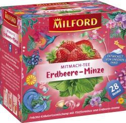 Milford Mitmach-Tee Erdbeere-Minze