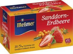 Meßmer Sanddorn-Erdbeere