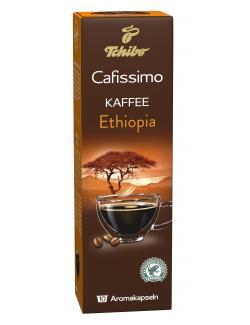 Tchibo Cafissimo Kaffee Ethiopia - 10 Kapseln