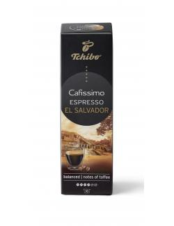 Tchibo Cafissimo Espresso El Salavador - 10 Kapseln