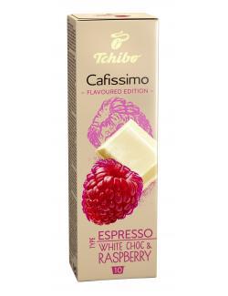 Tchibo Cafissimo Espresso White Choc & Raspberry