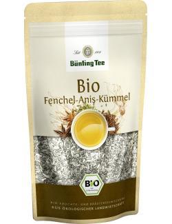 Bünting Bio Tee Fenchel-Anis-Kümmel