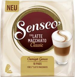 Senseo Pads Latte Macchiato Classic, 5 Kaffeepads