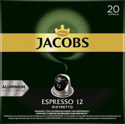 Jacobs Kapseln Espresso Ristretto