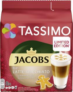 Tassimo Jacobs Latte Macchiato Lebkuchen