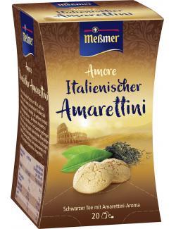 Meßmer Tee Amore Italienischer Amarettini