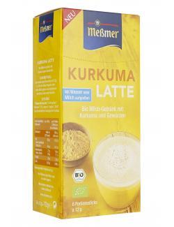 Meßmer Kurkuma Latte