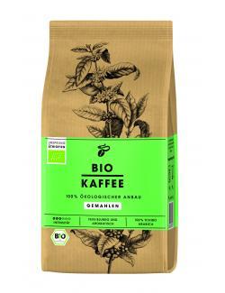 Tchibo Bio Kaffee gemahlen