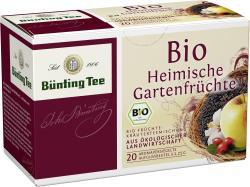 Bünting Tee Bio Heimische Gartenfrüchte