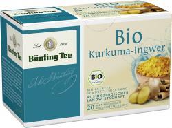 Bünting Tee Bio Kurkuma Ingwer
