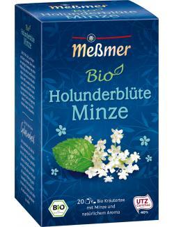 Meßmer Bio Holunderblüte-Minze