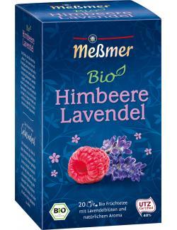 Meßmer Bio Himbeer-Lavendel