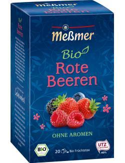Meßmer Bio Rote Beeren