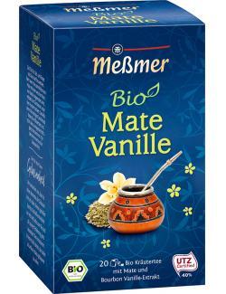 Meßmer Bio Mate Vanille