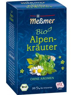 Meßmer Bio Alpenkräuter