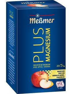 Meßmer Plus Magnesium Apfel