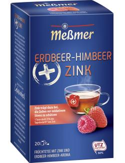 Meßmer Plus Zink Erdbeere-Himbeere