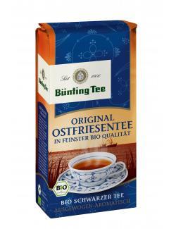 Bünting Bio Original Ostfriesentee