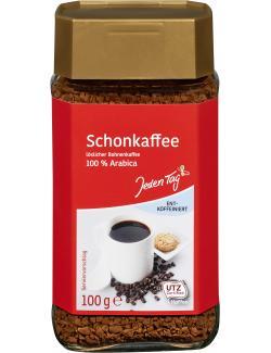 Jeden Tag Schonkaffee Instant Entkoffeiniert