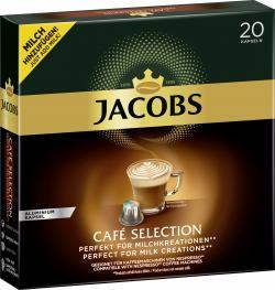 Jacobs Kapseln Café Selection 20 Kapseln
