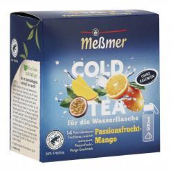 Meßmer Cold Tea Passionsfrucht-Mango