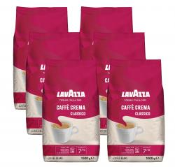 Lavazza Caffé Crema Classico Ganze Bohne
