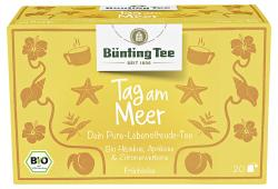 Bünting Tee Bio Tag am Meer