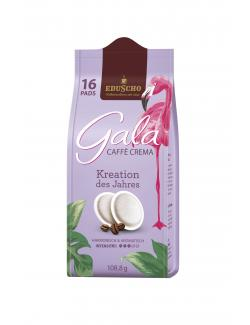 Gala Caffè Crema Kreation des Jahres 16 Kaffeepads
