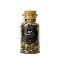 Savour Green Tropical Grüntee-/Früchteteemischung