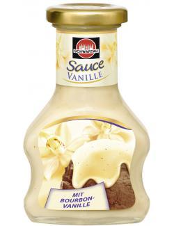 Schwartau Dessert Sauce Bourbon Vanille