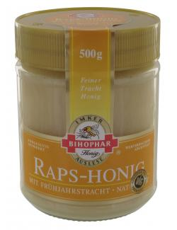 Bihophar Raps Honig (500 g) - 4055500012578