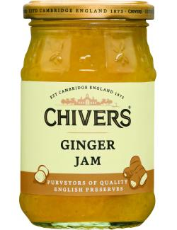 Chivers Ginger Jam (340 g) - 5000183529386