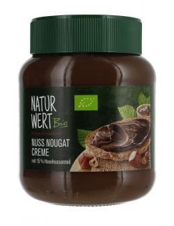 NaturWert Bio Nuss Nougat Creme