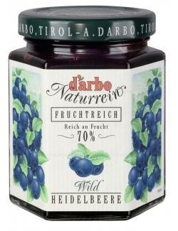 Darbo Naturrein fruchtreich  Wildheidelbeere (200 g) - 9001432035111