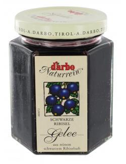 Darbo Naturrein Gelee schwarzes Ribisel (200 g) - 9001432029554