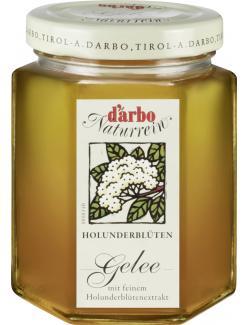 Darbo Naturrein Holunderblüten Gelee (200 g) - 9001432029530