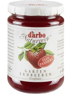 Darbo Naturrein Gartenerdbeere (450 g) - 9001432038297