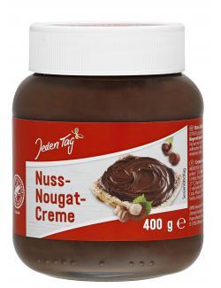 Jeden Tag Nuss-Nougat-Creme