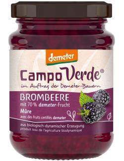 Demeter Campo verde 70% Frucht bio Brombeere (200 g) - 4045178001448
