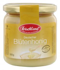 Frischland Deutscher Blütenhonig (500 g) - 4001123231513