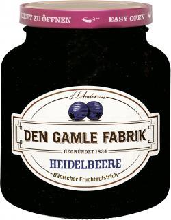 Den Gamle Fabrik Heidelbeer Fruchtaufstrich