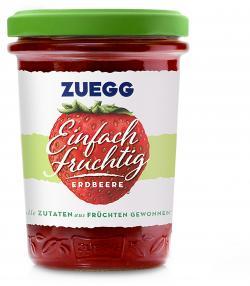 Zuegg Einfach fruchtig Erdbeere