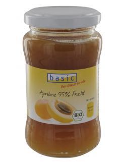 Basic Fruchtaufstrich Aprikose