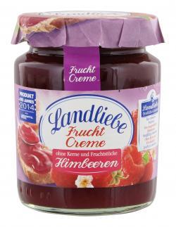 Landliebe Fruchtcreme Himbeeren (200 g) - 4002575475166