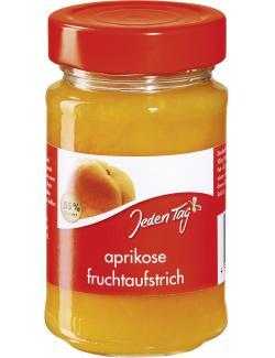 Jeden Tag Fruchtaufstrich Aprikose (250 g) - 4306188336723