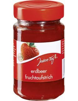 Jeden Tag Fruchtaufstrich Erdbeere