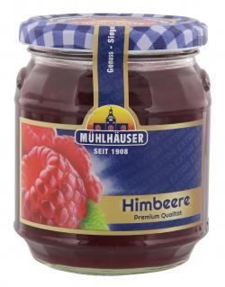 Mühlhäuser Konfitüre Himbeere (340 g) - 4026701020808