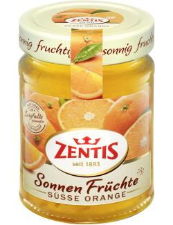 Zentis Sonnen Früchte Süsse Orange